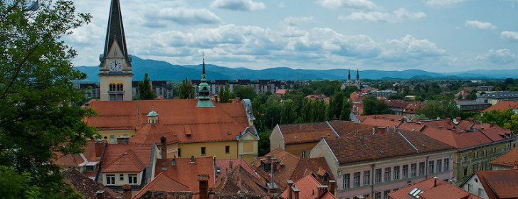 Достопримечательности Любляны