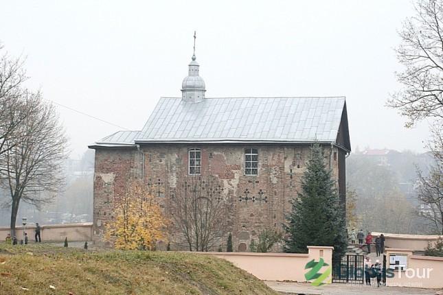 Борисоглебская (Коложская) церковь в Гродно