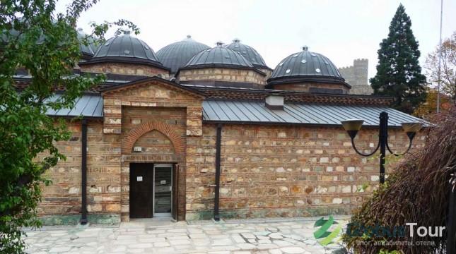 Хамам Даут-паши. Национальная художественная галерея Македонии.