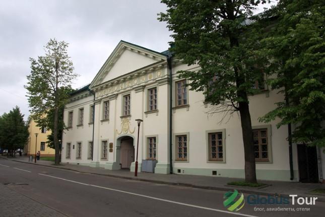 Дворец Хрептовичей, Гродненский государственный музей истории религии