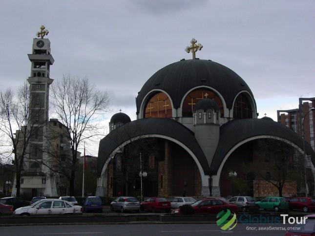 Церковь Святого Климента Охридского в Скопье