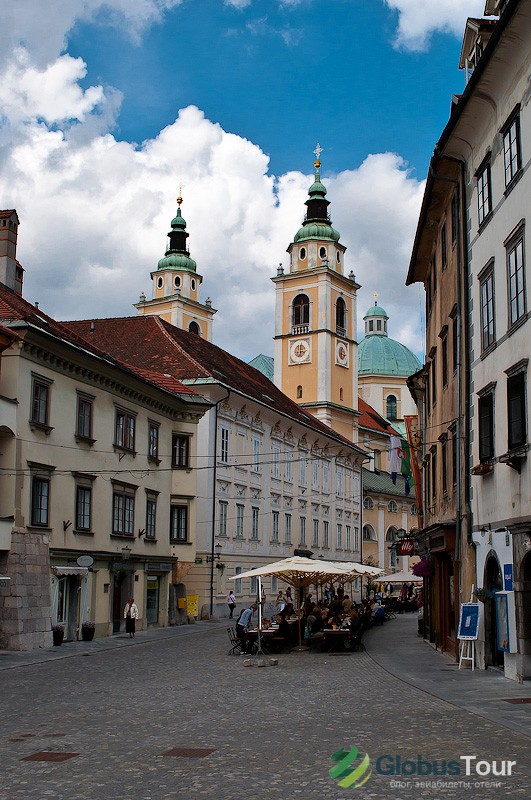 Собор Святого Николая или Люблянский собор