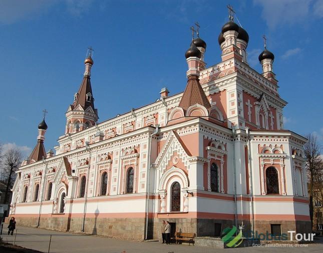 Свято-Покровский кафедральный собор (Гродно)