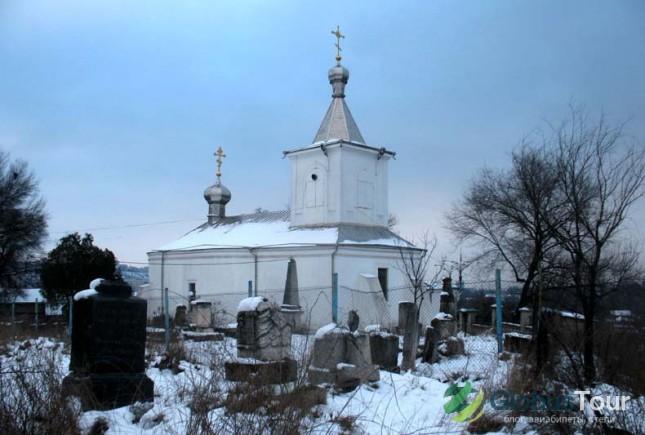 Церковь Константина и Елены в Кишиневе