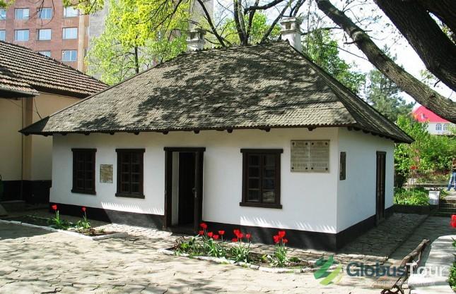 Дом-музей Пушкина в Кишиневе