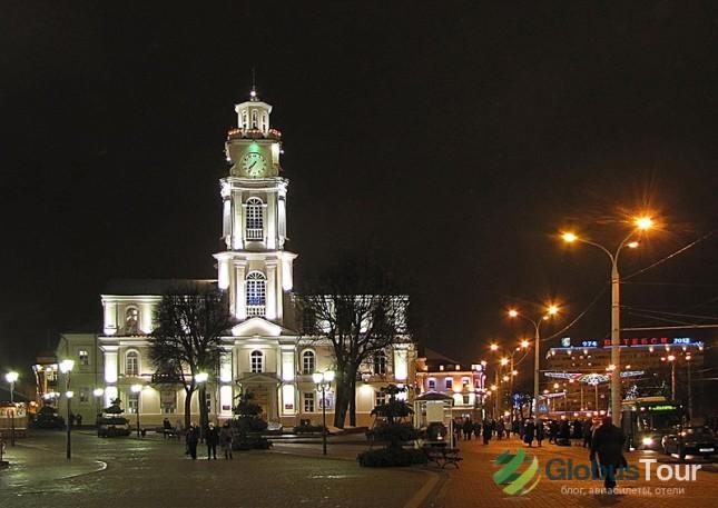 Городская ратуша в Витебске
