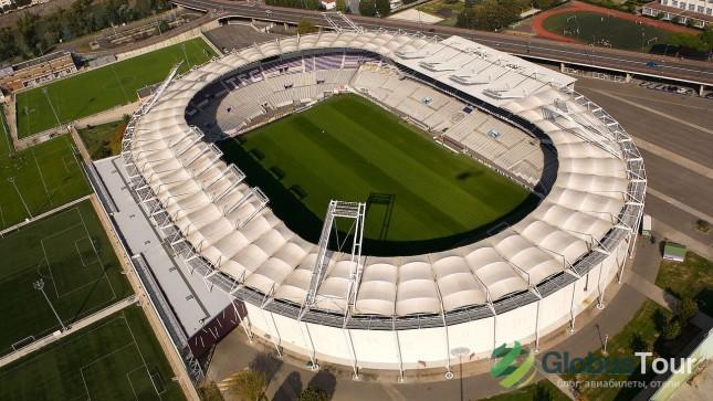Муниципальный стадион Тулузы (фр. Stadium municipal de Toulouse)