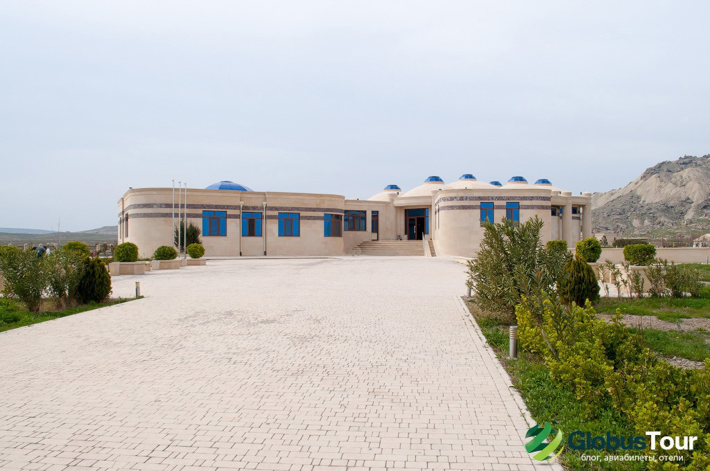 Музей петроглифов в Гобустане