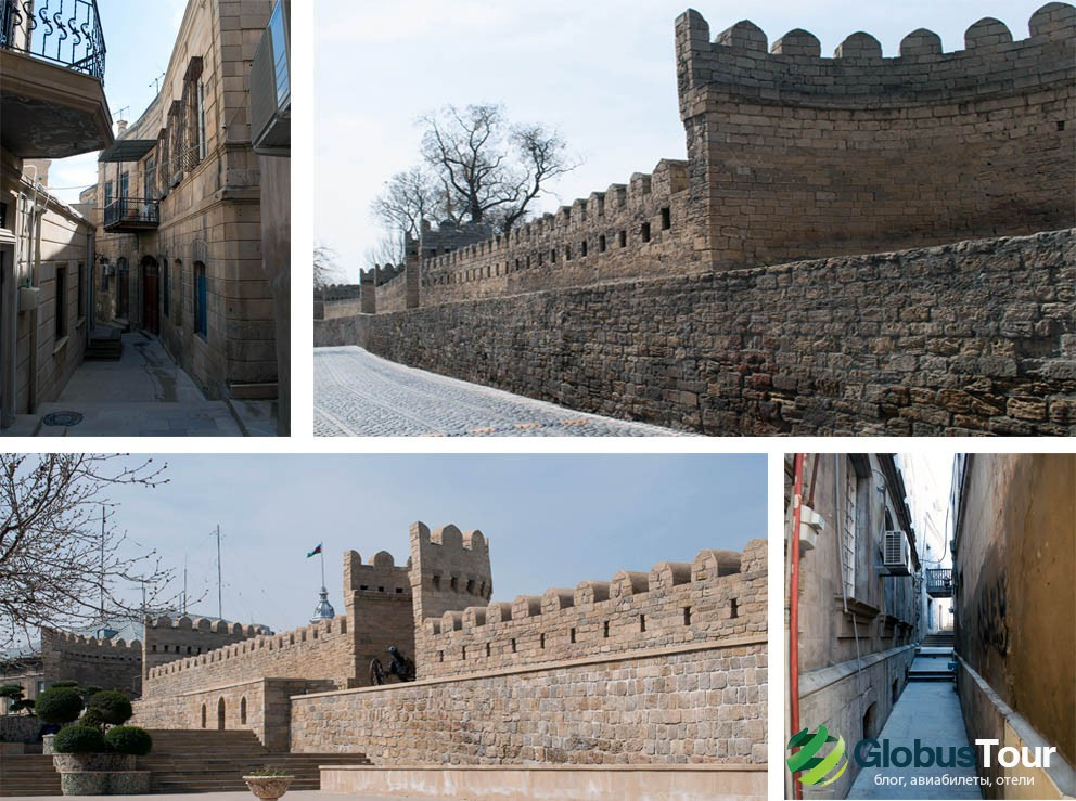 Ичери-Шехер - Старый город Баку